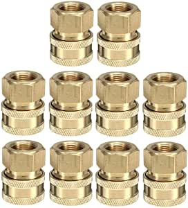 Couplers and Fittings