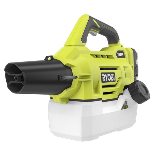 18V ONE+™ ½ GALLON CHEMICAL FOGGER/MISTER WITH 2AH BATTERY & CHARGER